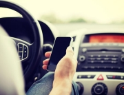 Alberta's distracted driving law