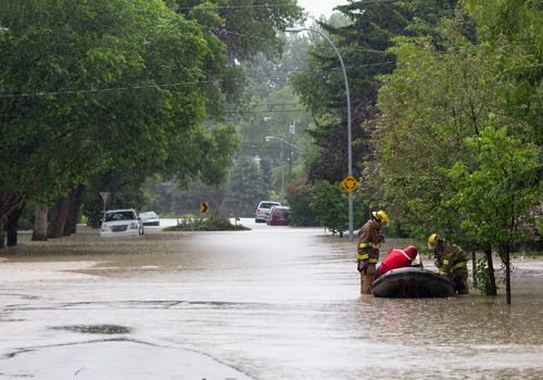 Flood Insurance Calgary & Lethbridge
